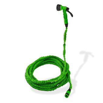 Gartenschlauch / Wasserschlauch flexibel dehnbar knickfrei 5 - 15 m – Bild $_i