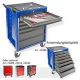 Werkstattmodul Gabelschlüssel / Ringschlüssel Set 24 tlg. 6-32