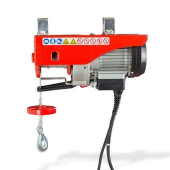 Elektrischer Seilzug / Seilwinde DES 125/250 – Bild $_i