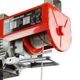 Elektrischer Seilzug / Seilwinde DES 250/500