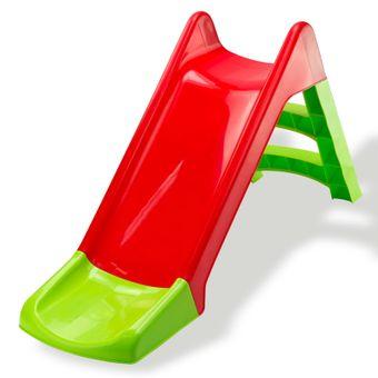 Kinderrutsche / Gartenrutsche Grün / Rot – Bild $_i