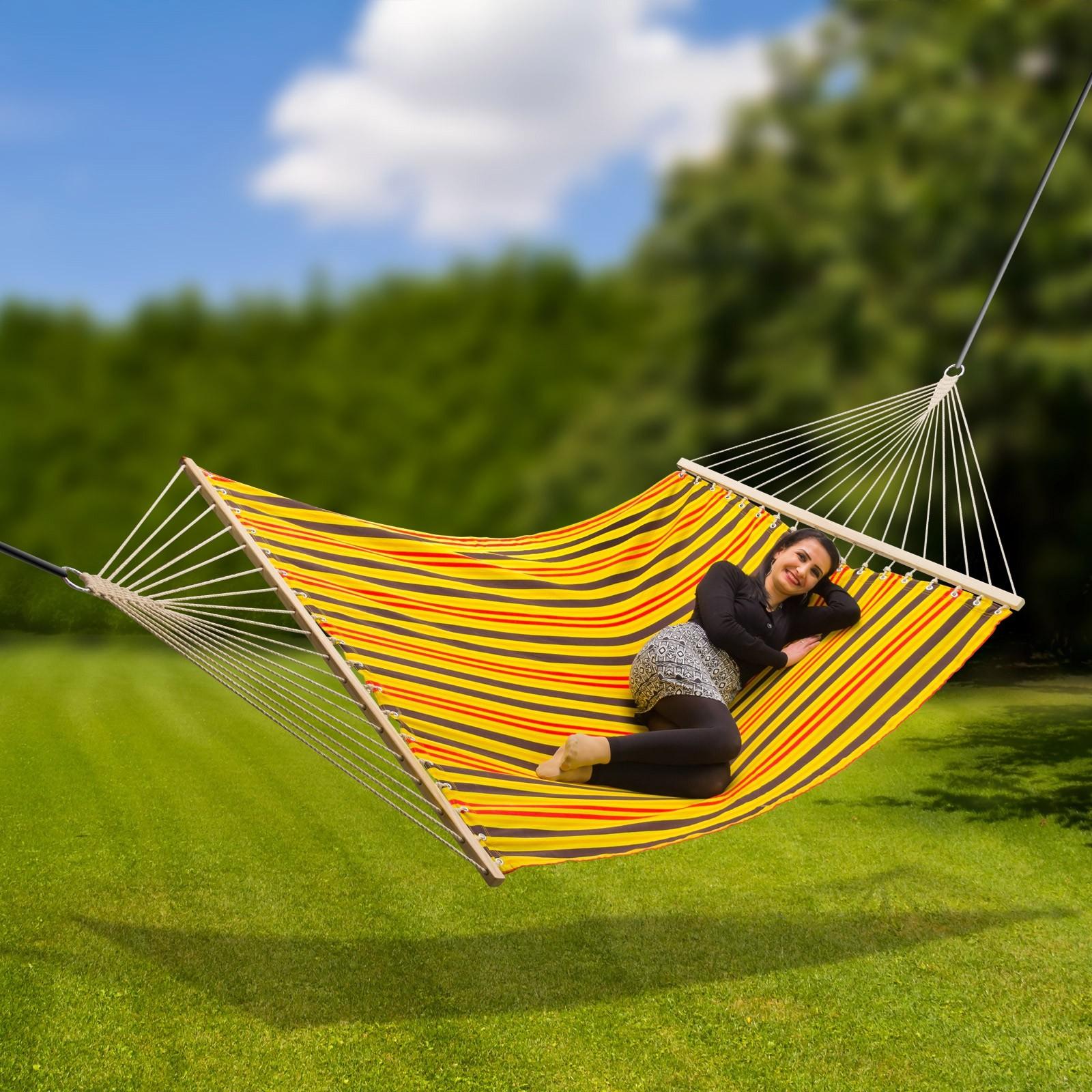 h ngematte h ngeliege santo domingo 150 kg tragkraft 140 cm breit. Black Bedroom Furniture Sets. Home Design Ideas