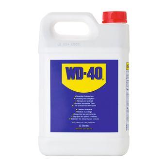 WD-40 Vielzweckspray 5 Liter z. Nachfüllen Rostlöser Multifunktion
