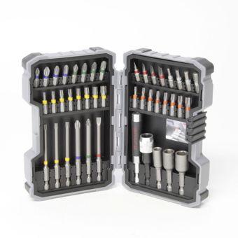 Bosch Akkuschrauber Bit-Set 43-teilig – Bild $_i
