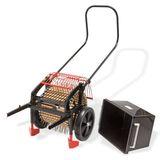 Automatik Obstsammler / Fallobstsammler FOS 25 mit Auffangkorb