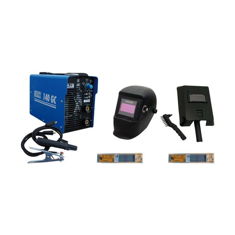 Güde Inverter Schweißgerät 140 GC Set 72056-aus