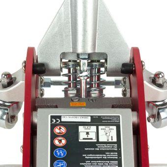Rangierwagenheber / Hydraulikheber 2.5 Tonnen DRH2500A – Bild $_i