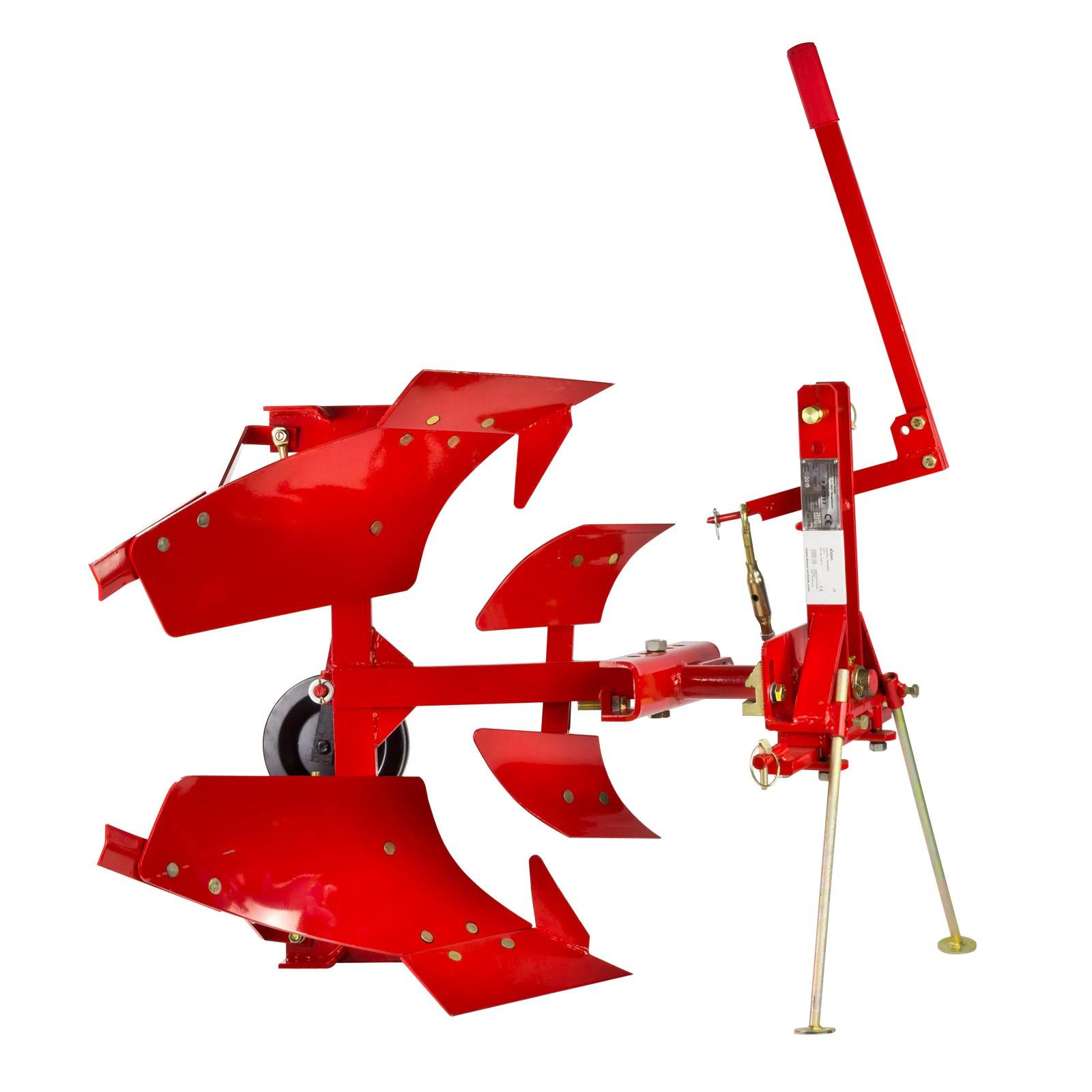 Dema Pflug Kleintraktor Einschar-Drehpflug DDF1 KAT-1 Heckanbau 67817