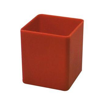 Vintec Sortierbox für Sortimentskoffer 53x53x62 rot-klein