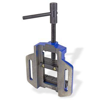 Maschinenschraubstock / Schraubstock Basic 100 mm Backenbreite – Bild $_i
