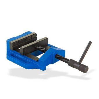 Maschinenschraubstock / Schraubstock Basic 125 mm Backenbreite – Bild $_i