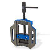 Maschinenschraubstock / Schraubstock Basic 125 mm Backenbreite