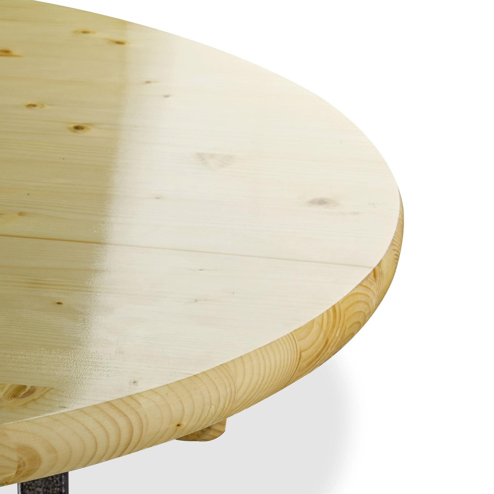 holz metall stehtisch bistrotisch visby klappbar bartisch partytisch klapptisch ebay. Black Bedroom Furniture Sets. Home Design Ideas