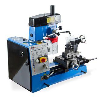 Drehmaschine / Bohrmaschine / Fräsmaschine HQ400/T – Bild $_i
