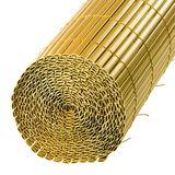 Sichtschutzmatte / Sichtschutzzaun 120x500 bambus