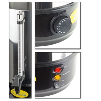 Wasserkocher / Glühweinkocher 10 Liter 950W – Bild $_i