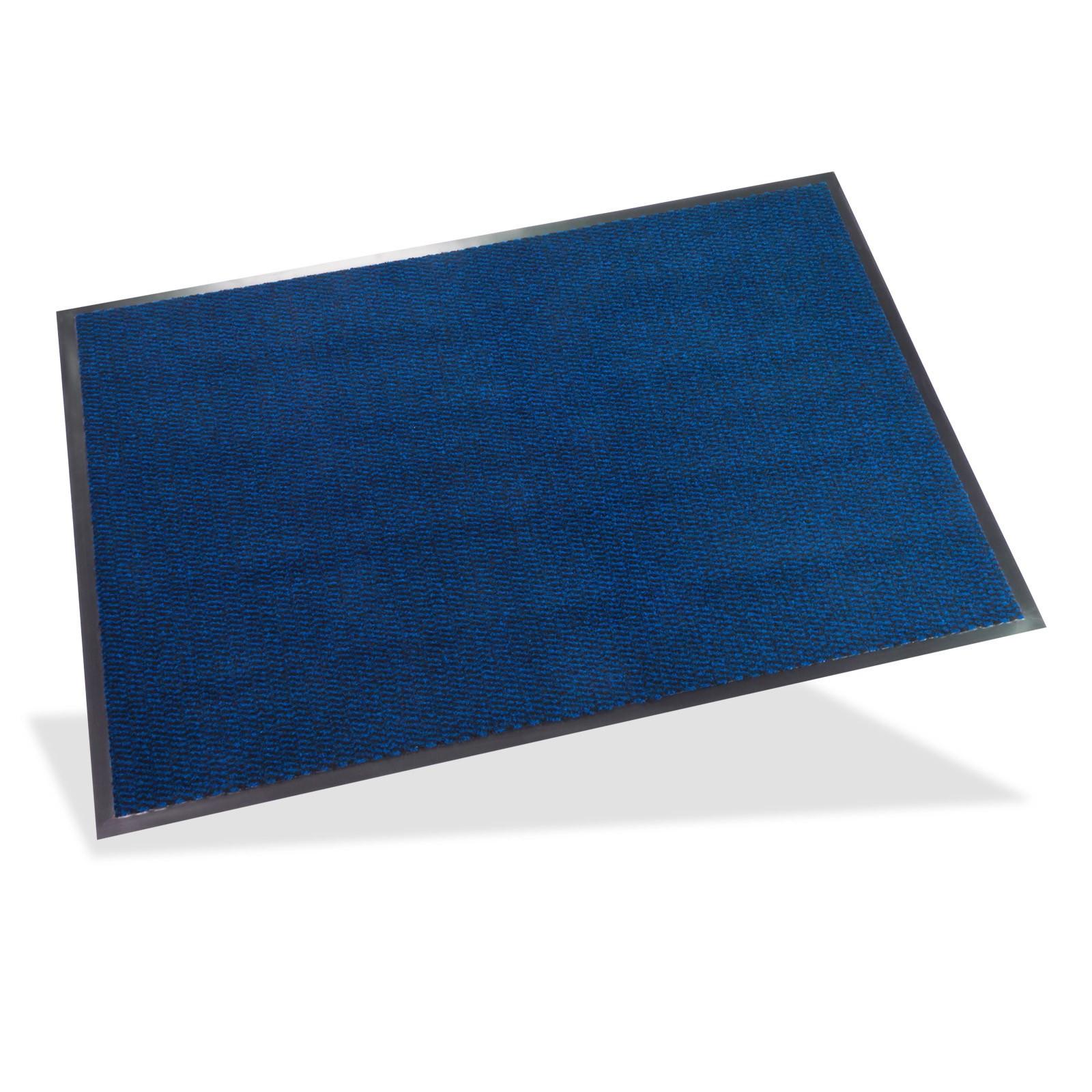 schmutzfangmatte fu matte spektrum 80x120 cm blau. Black Bedroom Furniture Sets. Home Design Ideas