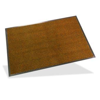 Schmutzfangmatte / Fußmatte SPEKTRUM 80x120 cm braun – Bild $_i