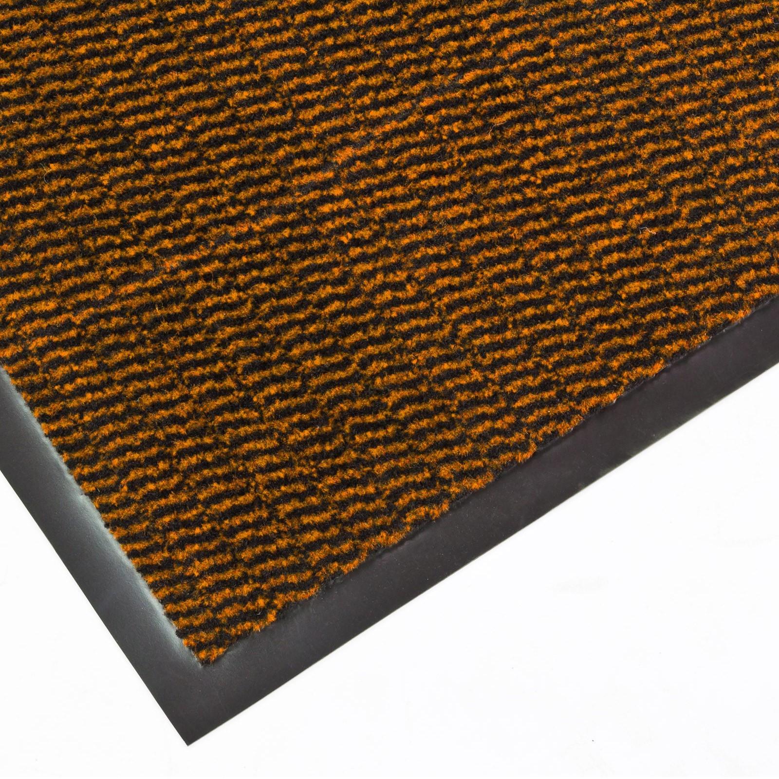 Super Schmutzfangmatte / Fußmatte SPEKTRUM 90x150 cm braun GI87
