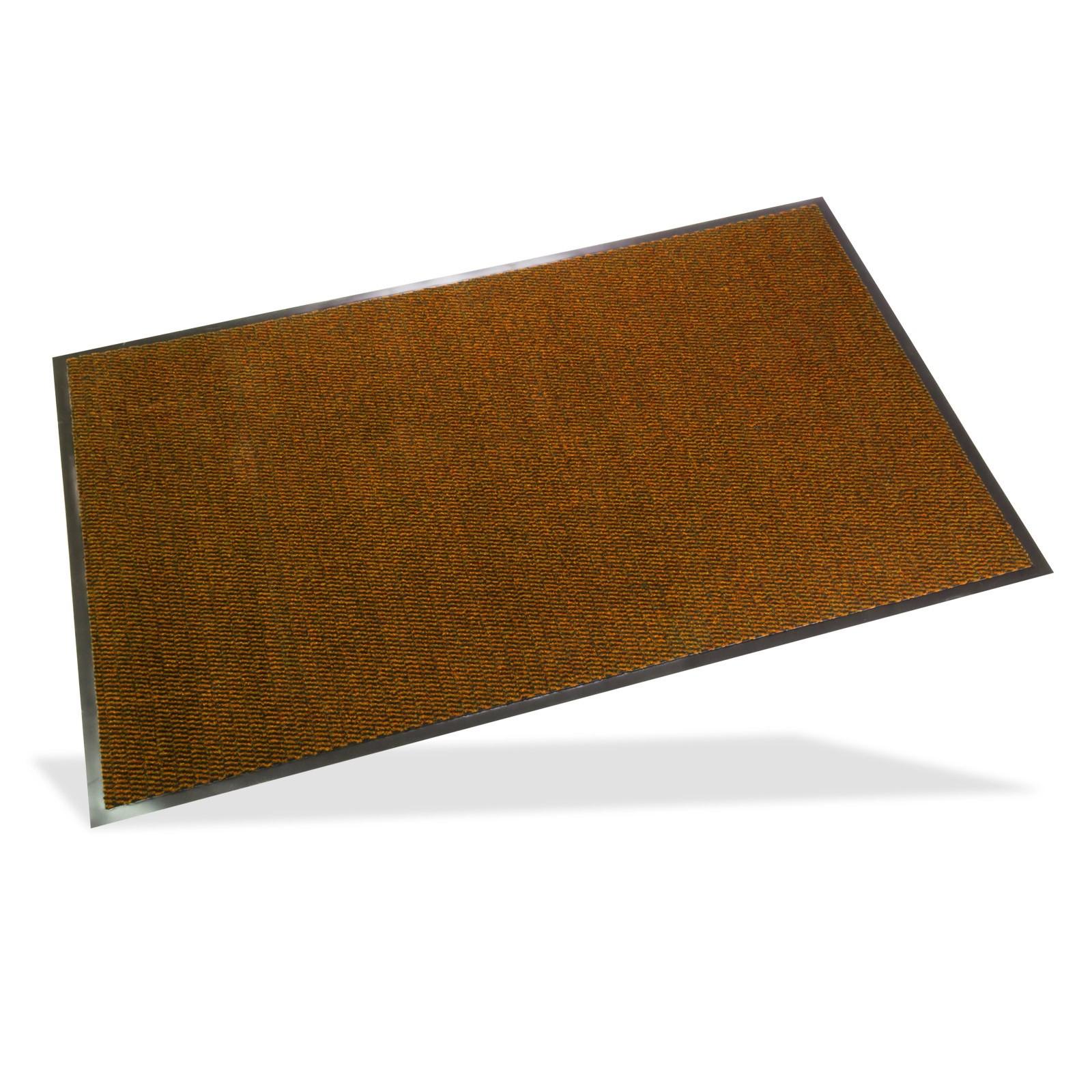 Super Schmutzfangmatte / Fußmatte SPEKTRUM 90x150 cm braun RL54