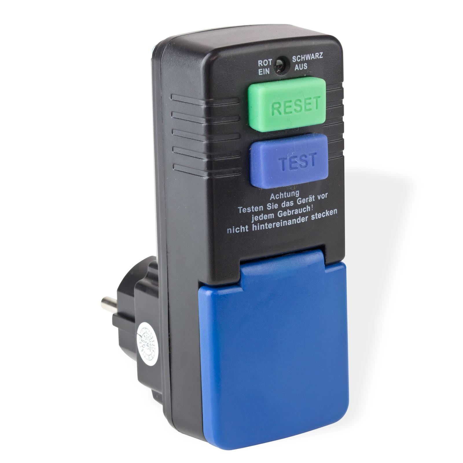 Dema Stromschutzschalter Fehlerstrom Schutzschalter FI Schalter 30mA 230V 98998