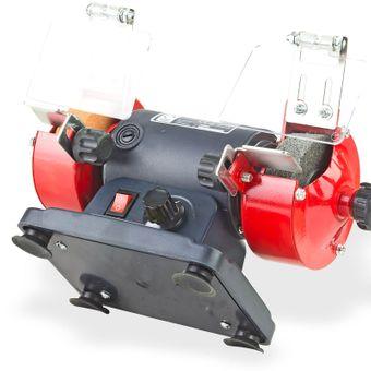 Mini Doppelschleifer mit flexibler Welle DMD120 – Bild $_i