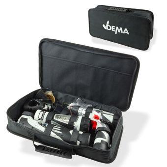 Akku Werkzeug Set 18 tlg mit Akkuschrauber Multitool Taschenlampe – Bild $_i