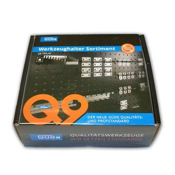 Güde Werkzeughalter / Hakenset Sortiment 28 tlg. für Lochwand – Bild $_i