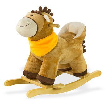 Schaukelpferd / Holz Schaukeltier - Kuh – Bild $_i