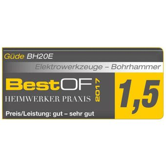 Güde Q9 Bohrhammer BH 20 E – Bild $_i
