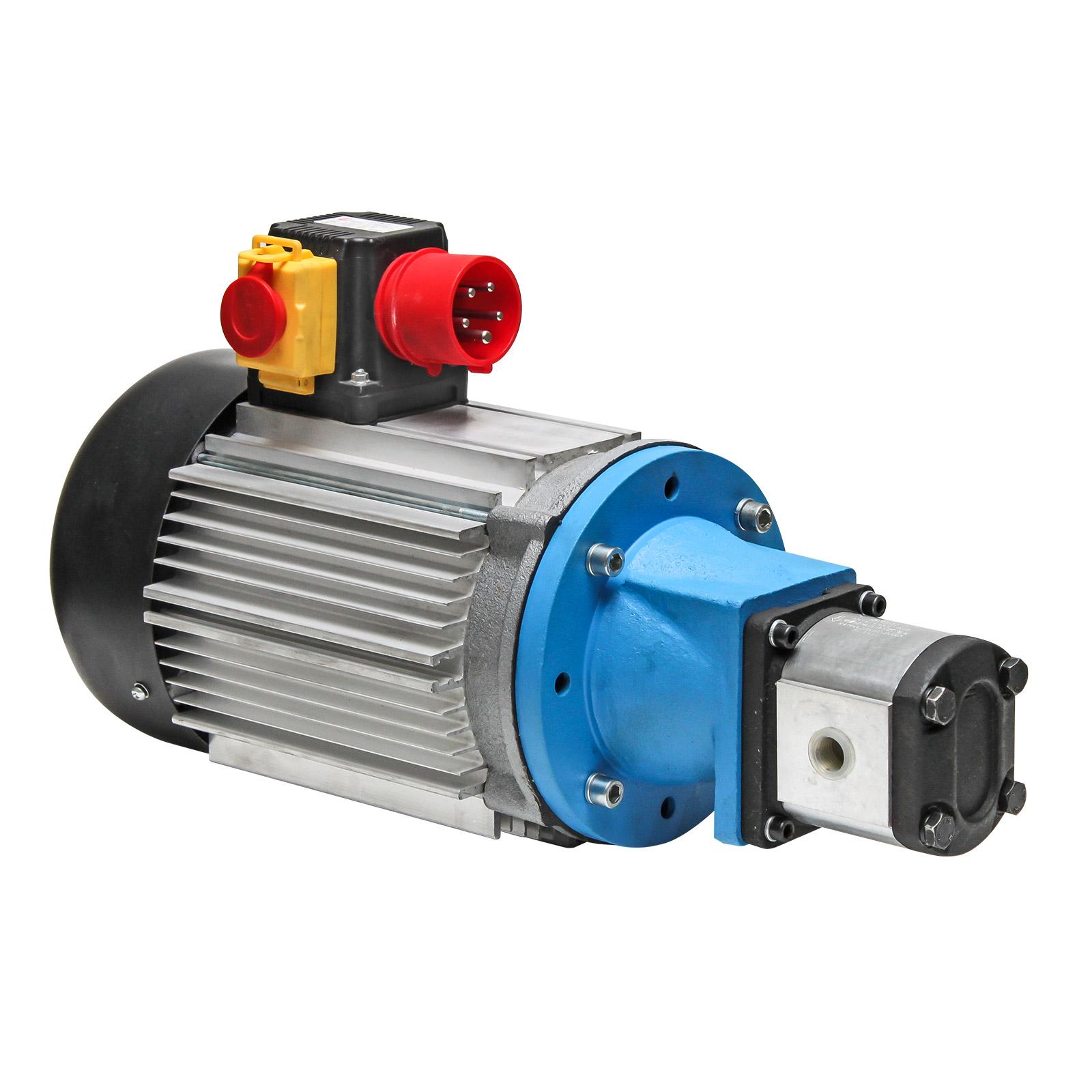 Dema Hydraulikpumpe mit Motor 400 Volt 5,5 kW 99062