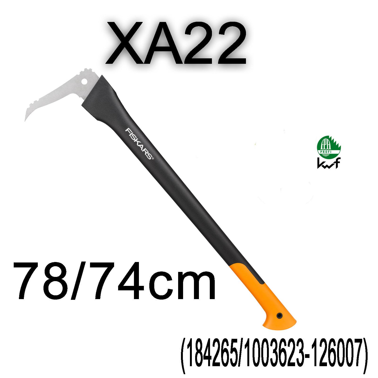Fiskars Sapie / Sappie XA2 XA22 WoodXpert Zapine Handsappie 1003623