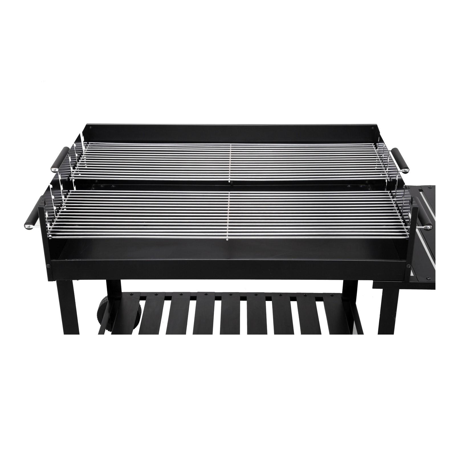 tepro holzkohlegrill kohlegrill bbq grill kohle grillwagen. Black Bedroom Furniture Sets. Home Design Ideas