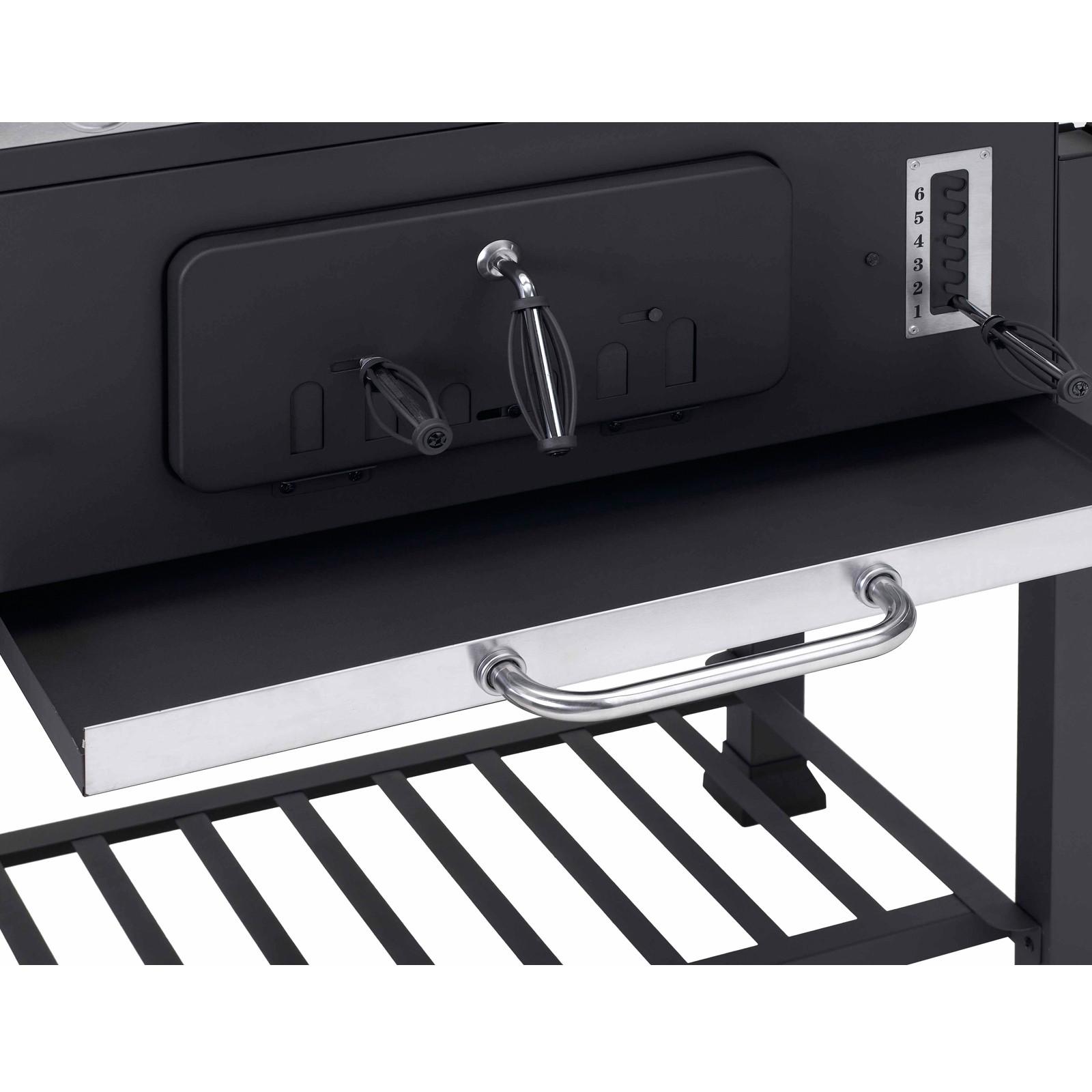 tepro holzkohlegrill grillwagen bbq grill kohlegrill. Black Bedroom Furniture Sets. Home Design Ideas
