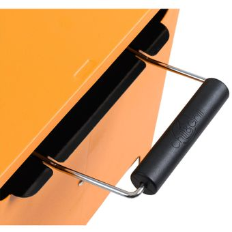Tepro Chill&Grill Holzkohlegrill Cube orange – Bild $_i