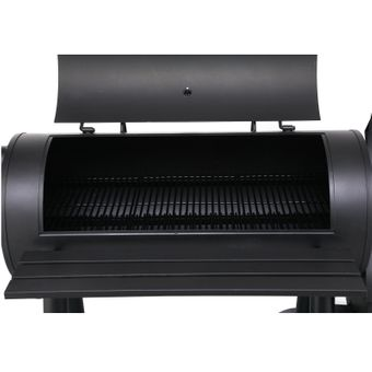 Tepro Holzkohlengrill / Barbecue Smoker Milwaukee – Bild $_i