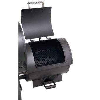 Tepro Holzkohlegrill / Barbecue Smoker Milwaukee – Bild $_i