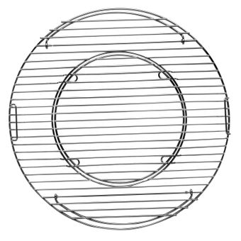 Tepro Grillrost / Hauptrost rund 53,5 cm Ø – Bild $_i