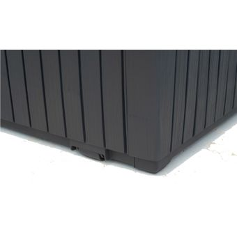 Tepro Gartenbox / Auflagenbox Wood Style Box Springwood 305 Liter – Bild $_i