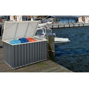 Keter Metall-Gerätebox / Auflagenbox 135 x 70 – Bild $_i