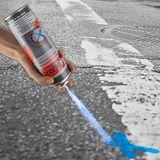 Markierungsspray / Markierfarbe 500 ml neon-blau
