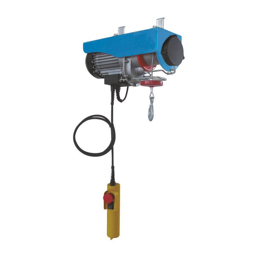 Güde Elektrischer Seilzug / Seilwinde GSZ 125/250 55051