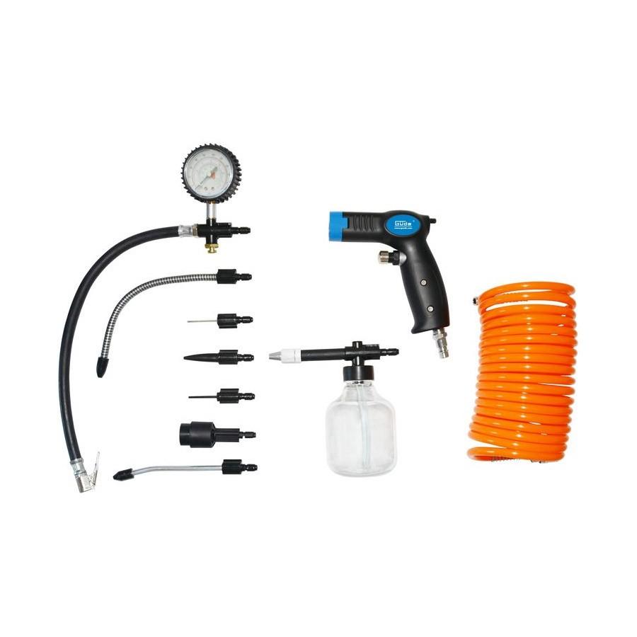 Güde Druckluft Werkzeug-Set 10-tlg. 84093
