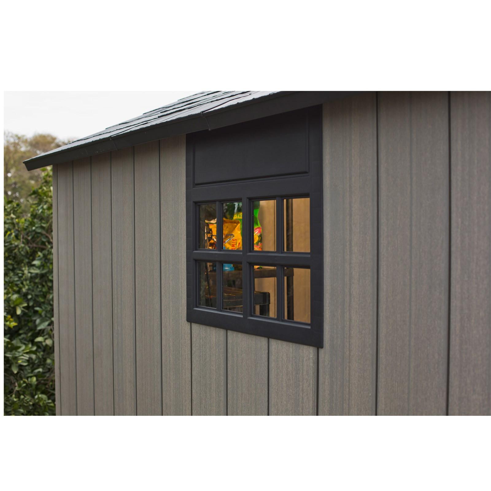 keter kunststoffger tehaus gartenhaus oakland 7511. Black Bedroom Furniture Sets. Home Design Ideas
