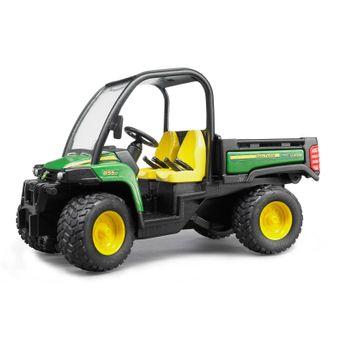 Bruder John Deere Gator XUV 855 D ohne Fahrer