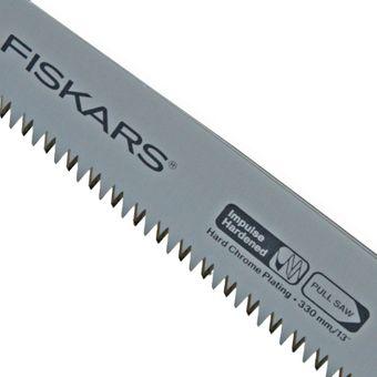 Fiskars Handsäge / Astsäge SW84 Blatt 33 cm  mit Köcher Zugsäge – Bild $_i