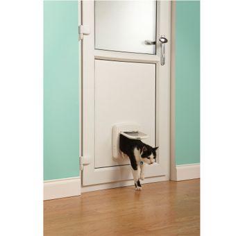 Staywell Katzenklappe / Katzentür Katzen Infrarot Klappe – Bild $_i