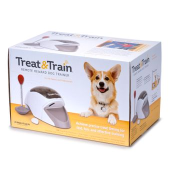Petsafe Treat & Train Hunde Belohnungsautomat / Hundetraining – Bild $_i