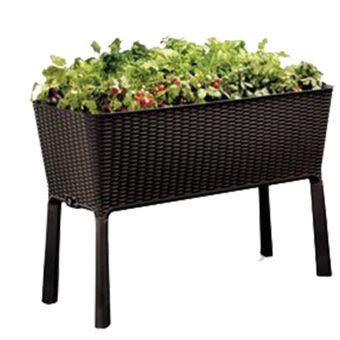 Keter Beet Hochbeet Blumenkasten Tepro Easy Growing – Bild $_i
