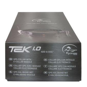 SportDog TEK Series 1.0 Zusatz Hunde Elektro GPS Halsband – Bild $_i